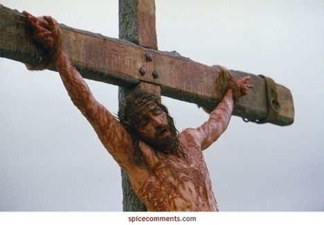 Kereszten Jézus