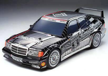 Mercedes benz 190. E. EVOLTIN .II  DTM