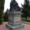 Károlyi Gáspár gönci szobra