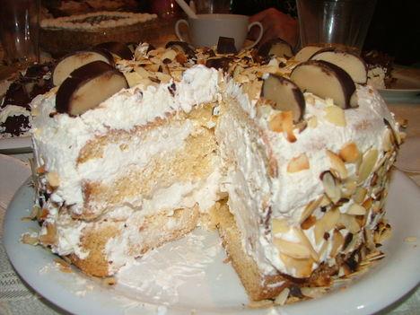 könnyű házi torta