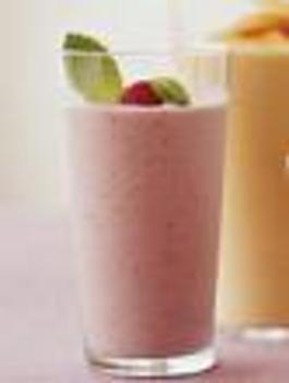 Egy finom, tápláló shake