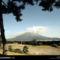 Japanese Volcano, Kyushu, Japan, 1974