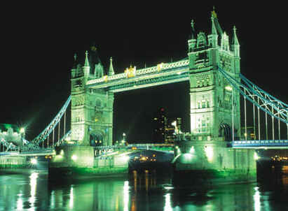 London Tower Bridge 001