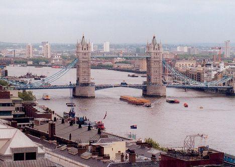 London Tower Bridge 002