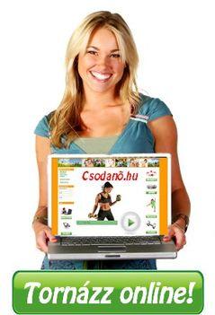 Tornázz online az otthonodban