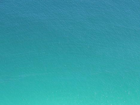 tisztított tengervíz