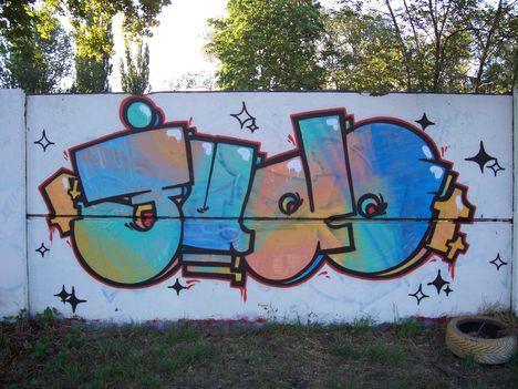 Graffiti, Rákoscsaba 5