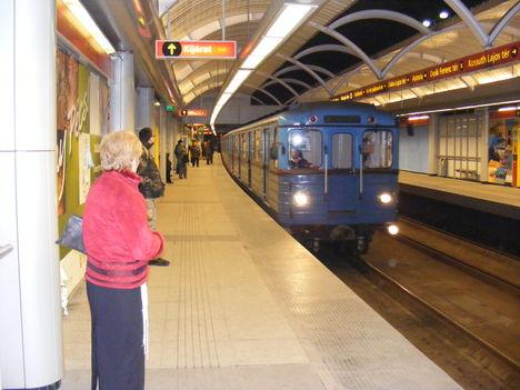 Metro, Ev típus