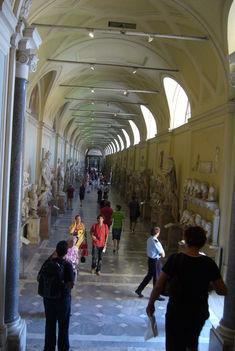 Vatikáni Múzeum, Museo Chiaramonti