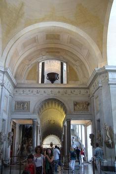 Vatikáni Múzeum, Simonetti lépcső
