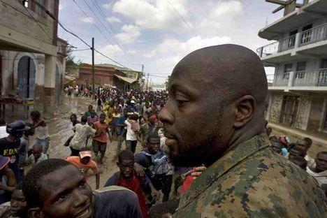 haiti pánik