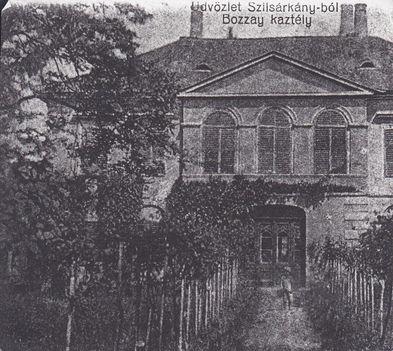 Bozzay kastély