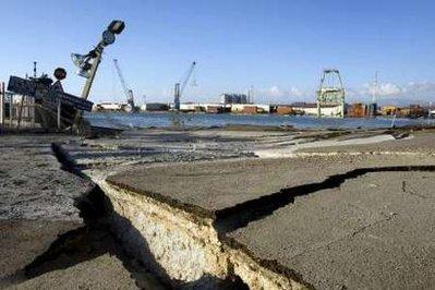 Haiti földrengés után