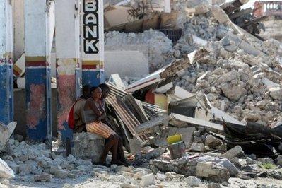 Haiti romokban
