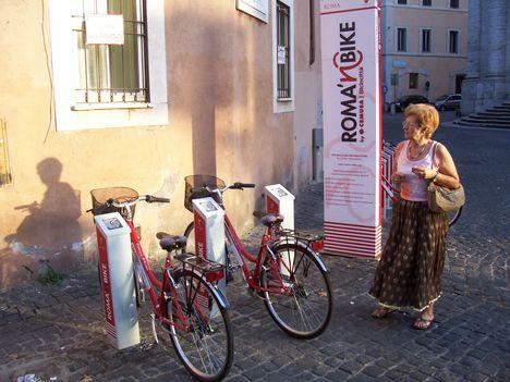 Kerékpárral