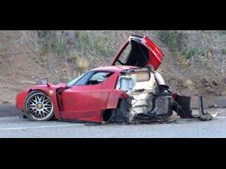 1.3 Million $ Ferrari Accident8