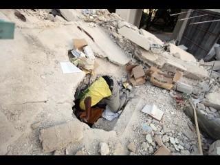 A természet ereje - megsemmisült Haiti 12