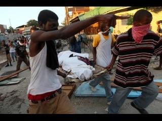 A természet ereje - megsemmisült Haiti 13