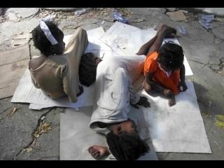 A természet ereje - megsemmisült Haiti 24