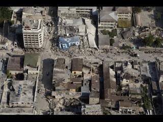 A természet ereje - megsemmisült Haiti 3