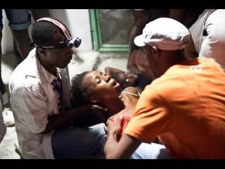 A természet ereje - megsemmisült Haiti 8