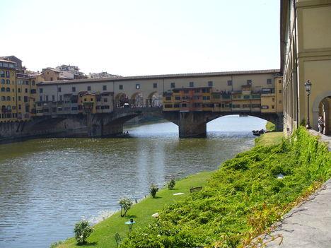 """Firenze, """"Aranyhíd"""""""