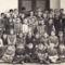 Osztálykép az  1950-es évek közepéről