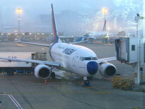 Paris Charles De Gaulle Airport (1)