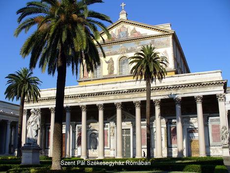 Róma, Szent Pál Székesegyház