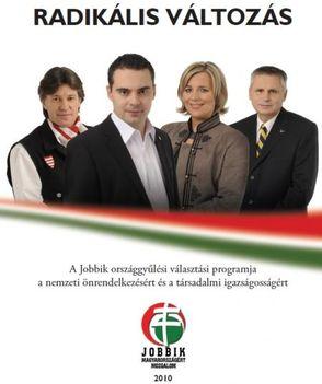 Jobbik - Radikális változás