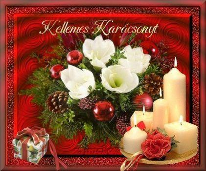 Boldog Ünnepeket Kívánok!