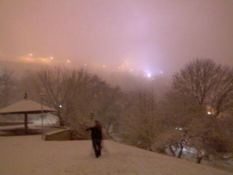 Citadella télen
