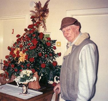 Závory Zoltán 90. születésnapján