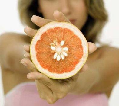 Grapefruitmag-csepp