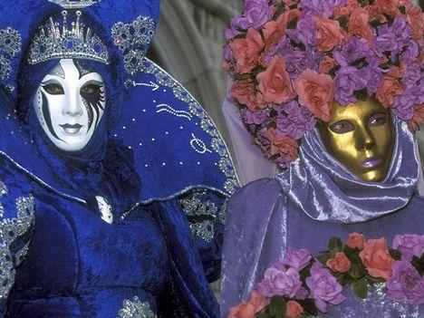 Velencei karnevál 5