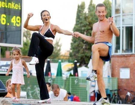 Aerobic sport 2