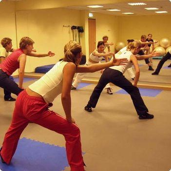 Aerobic sport 4