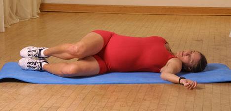 nyújtó gyakorlatok hátfájás ellen
