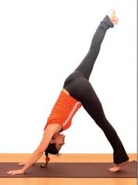 Pilates gyakorlat