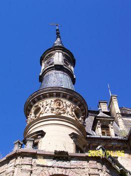 Tura, Schossberger-kastély 6