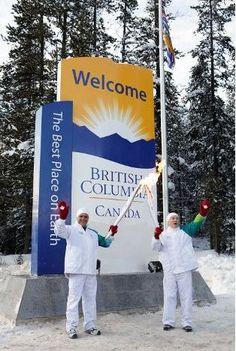 Vancouver 2010 - olimpiai láng 05