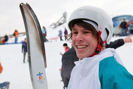 Vancouver 2010 - olimpiai láng 12