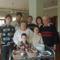 60-dik szülinapom az unokákkal