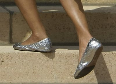 A túl lapos cipő