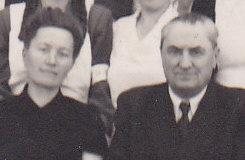 Dr. Javorik Sándor és felesége