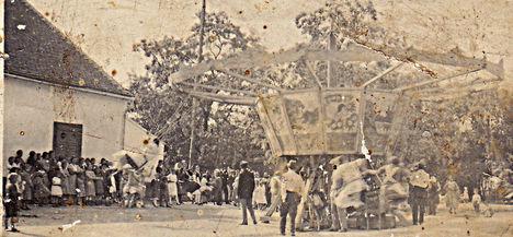 Szilsárkányi búcsu 1920-as évek