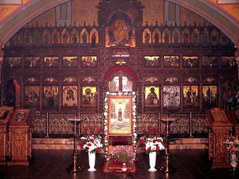 ikonosztáz