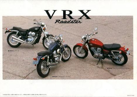 VRX plakát