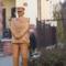 Horthy szobor avatása Nagykanizsán