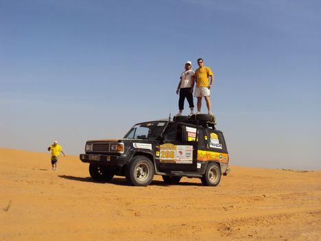 sivatagban